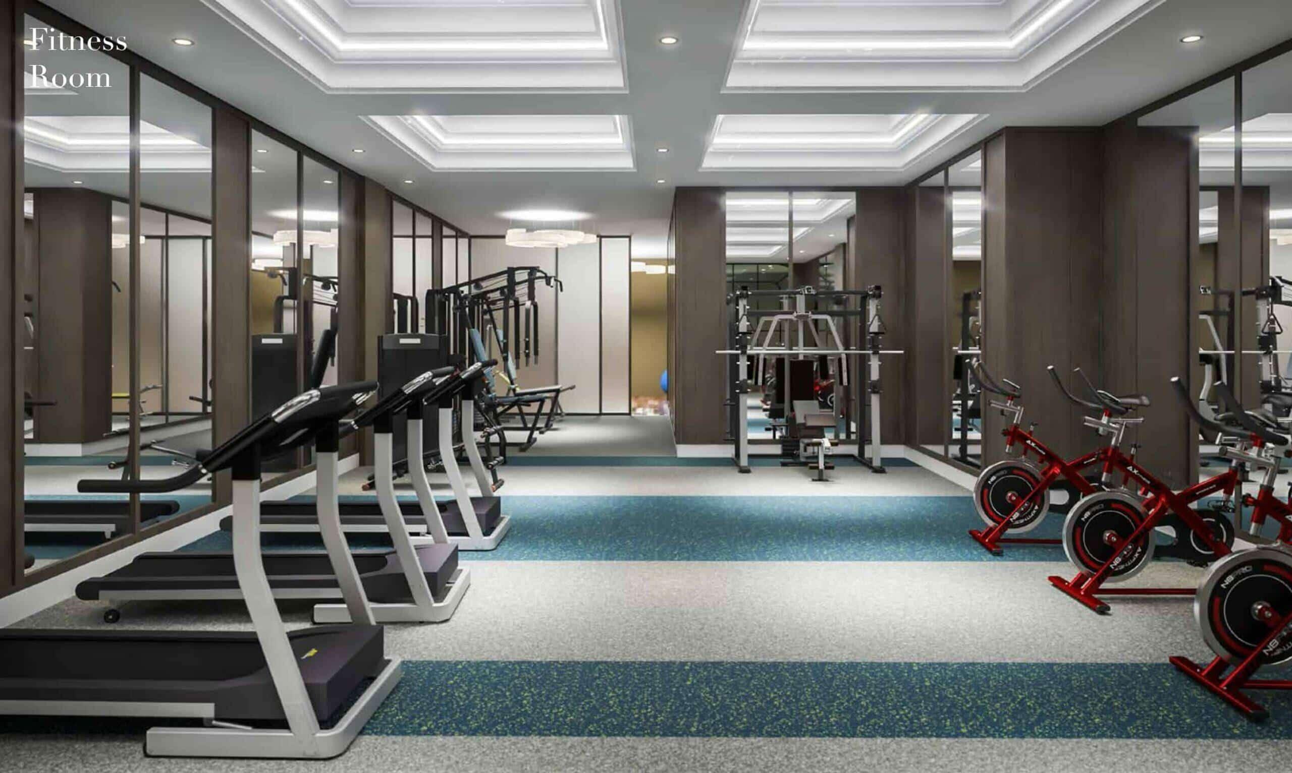 Bijou Brochure Fitness Room scaled